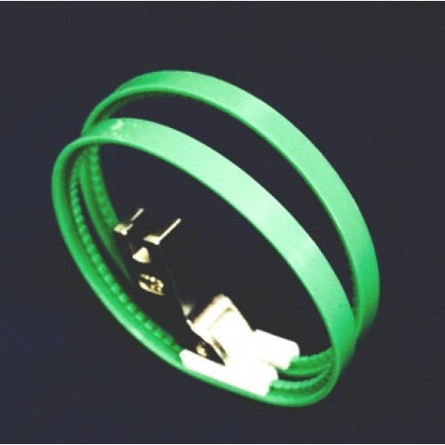 Teflon Ring Foot with Two Nylon Rings (Hoops)