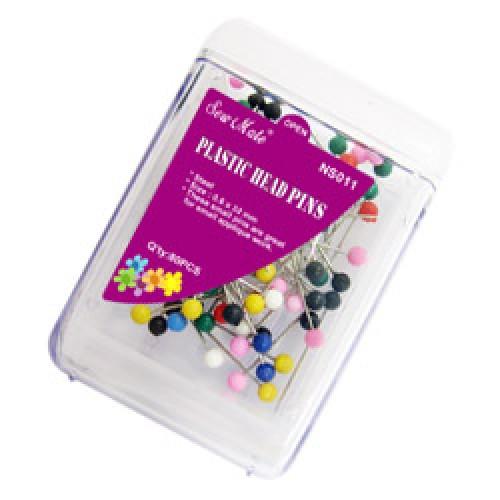 Plastic Head Pins