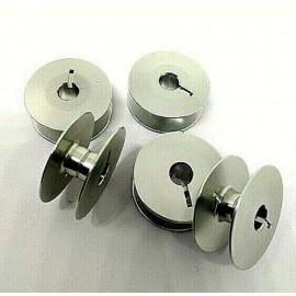 5X Bobbins (Alum.) for Pfaff 545-900, 1245-900; 1295-900 etc. 91-018339-05A