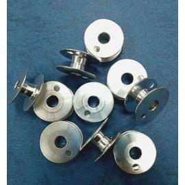 10X Bobbins (Aluminium) for Juki LH-1152-4, 1162-4; PLW-4245 etc.