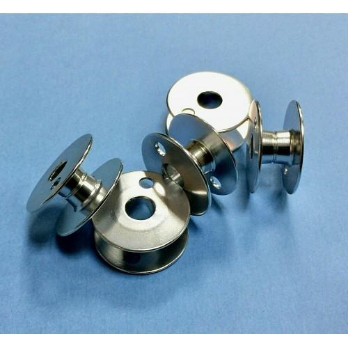 5X Bobbin with 1 Hole (Alum.) 22mm #101-11300 Juki LH-1152/1162/2172 etc.