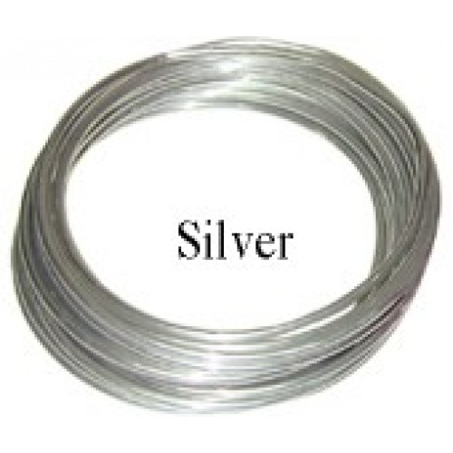 Aluminum Wire #AW-NB02 Silver Color
