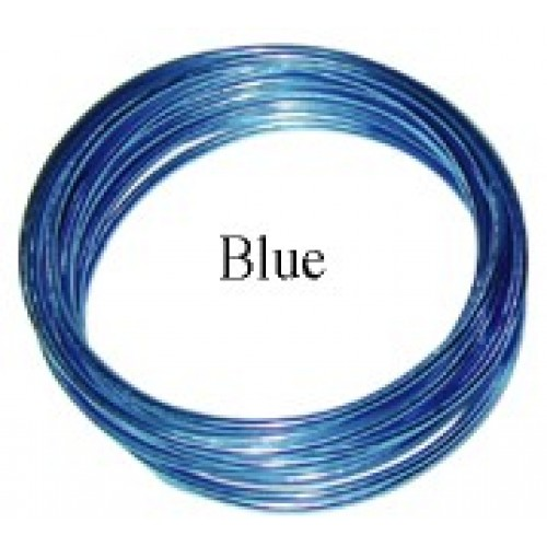 Aluminum Wire #AW-NB3V Blue Color
