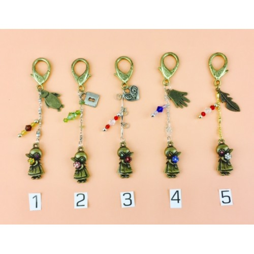 Bag Charms  BCH-01
