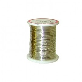 Copper Wire #CW-02  Silver Colour