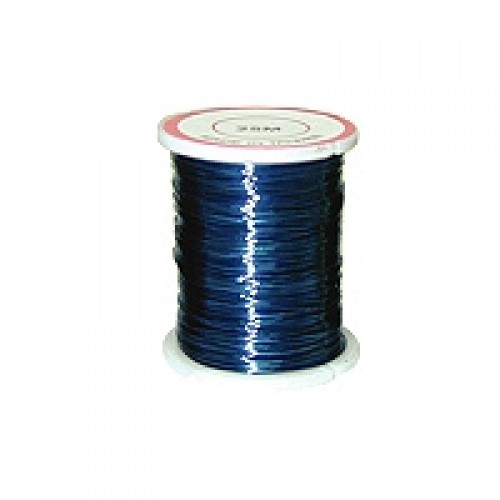 Copper Wire #CW-04  Blue Colour