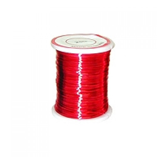 Copper Wire #CW-05  Red Colour