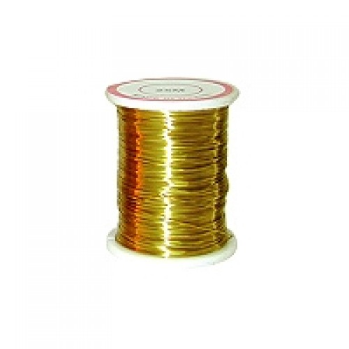 Copper Wire #CW-25  Gold Colour