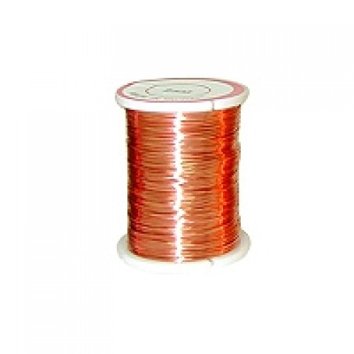 Copper Wire #CW-4S8  Copper Colour