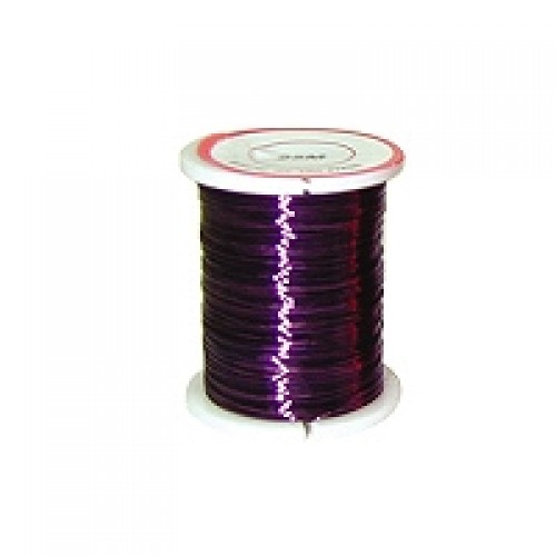 Copper Wire #CW-96  Purple Colour