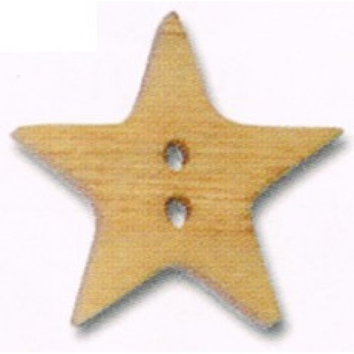 Novelty Wood Buttons