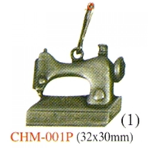 Charms #CHM-001 Sewing Machine