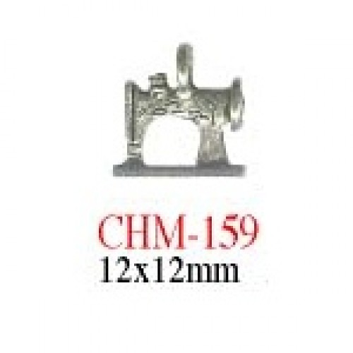 Charms #CHM-159  Sewing Machine