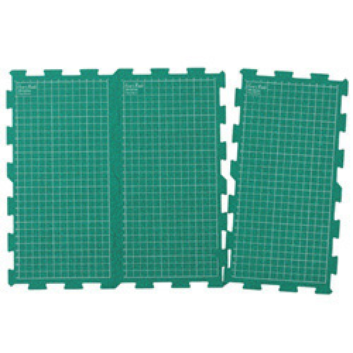 Combinatorial Cutting Mat