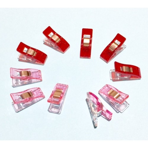 Craft Clips (Clover brand) 10pcs/Pack