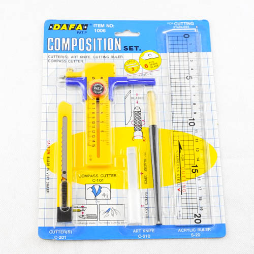 Compass Cutter Set