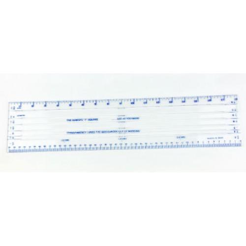Dressmaker's Multi-ruler  EA-302