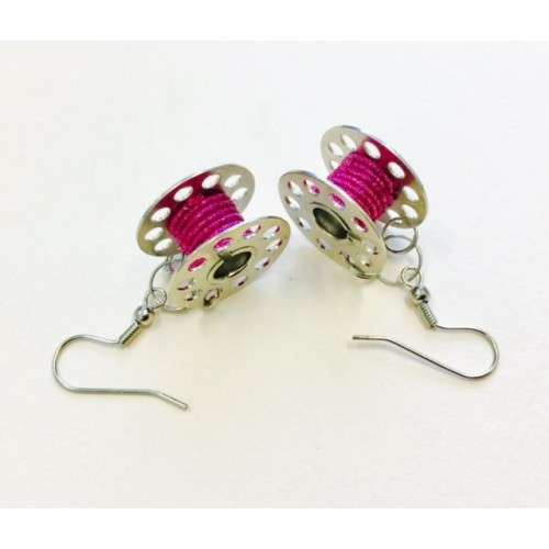 Bobbin Earrings  EAR-01PK
