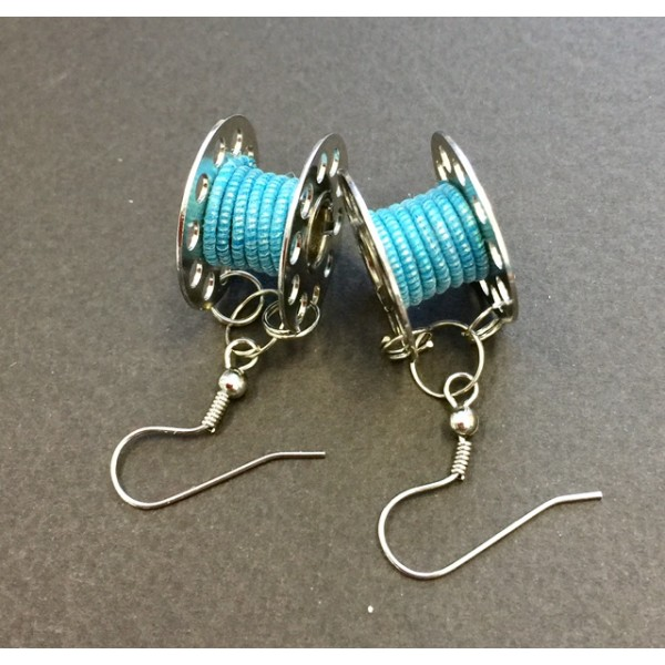 Bobbin Earrings EAR-02NBE