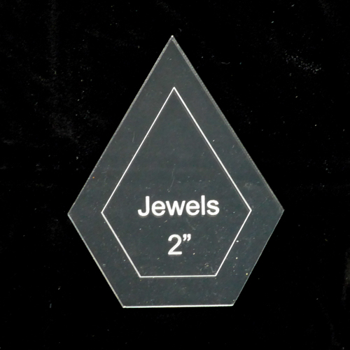 English paper piecing templates jewel template maxwellsz