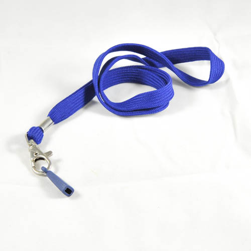 Lanyard with Rubber Tip