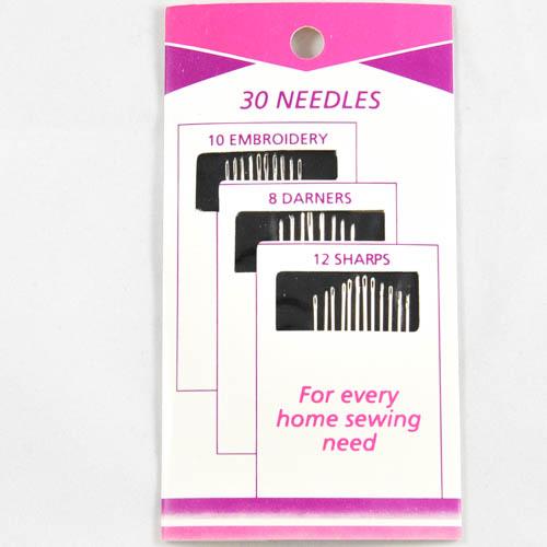 Needle Set 30pcs