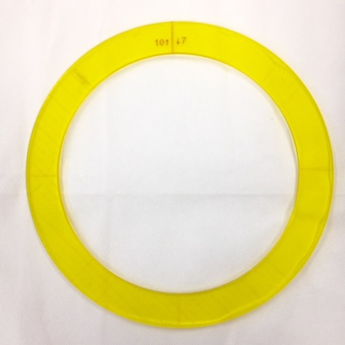 "Ring Template 10"" + 7"""