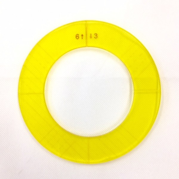 """Ring Template 6"""" + 3"""""""