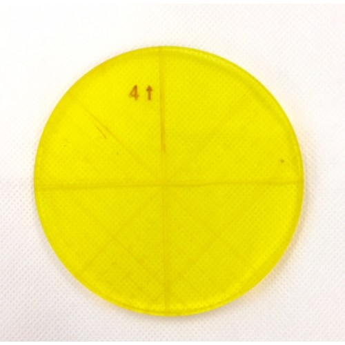 "Circle Template 4"" (3.5"" Outside Diameter)"