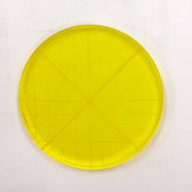 "Circle Template 3"" ( 2.5""  Outside Diameter)"