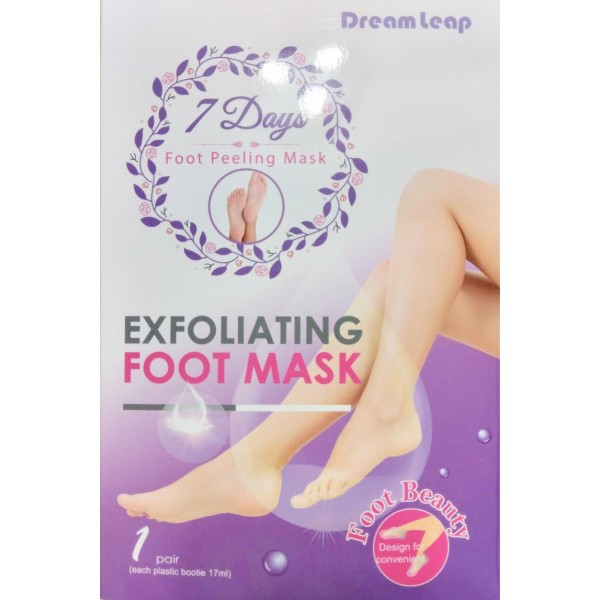 Exfoliating Peel Foot Mask