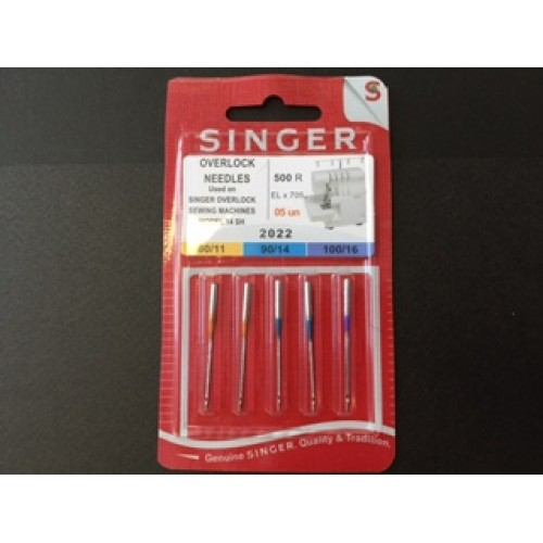 Overlocker Needles (Singer)