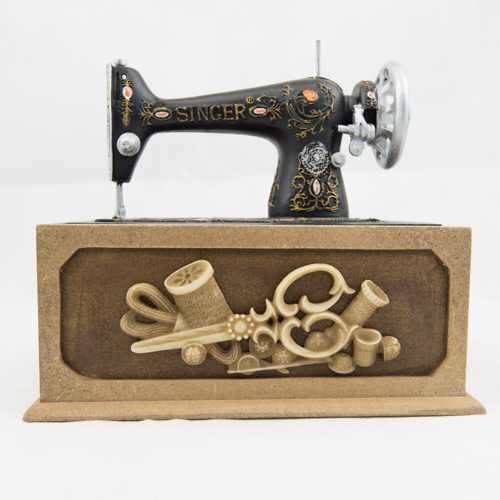 Sewing Machine Trinket Box  TB104