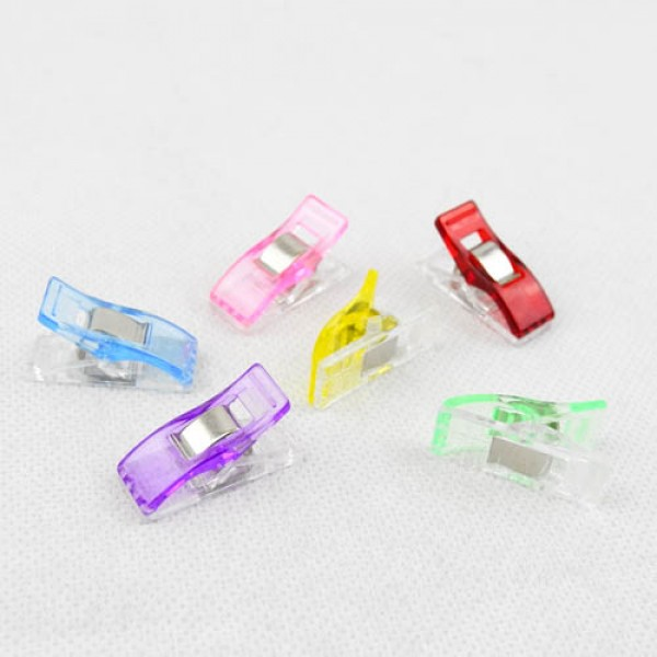 Craft Clips (Small) 20 pieces