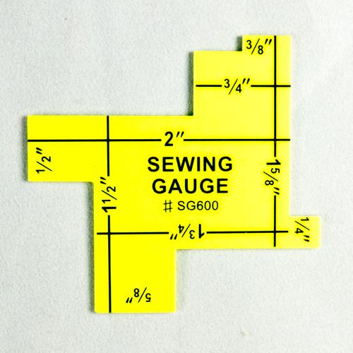 Sewing Seam Gauge  SG600