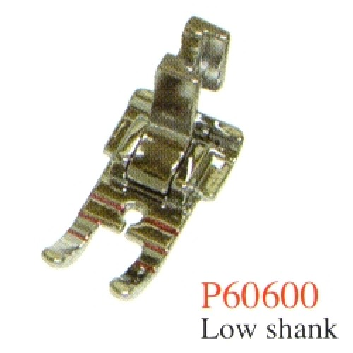 "1/4"" Patchwork Foot  Low Shank P60801"