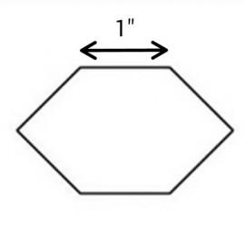 Elongated Hexagon