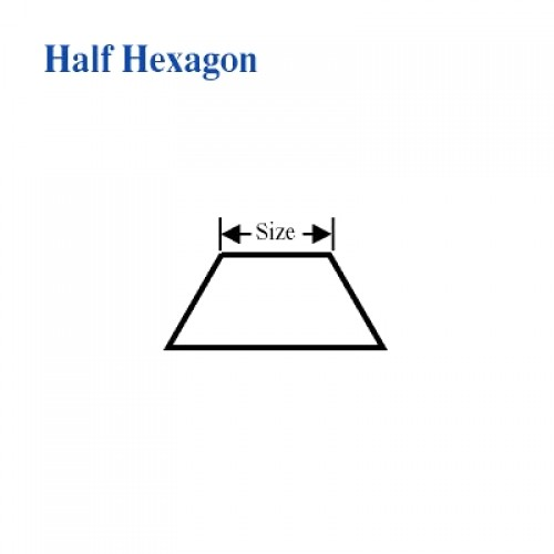 Half Hexagon