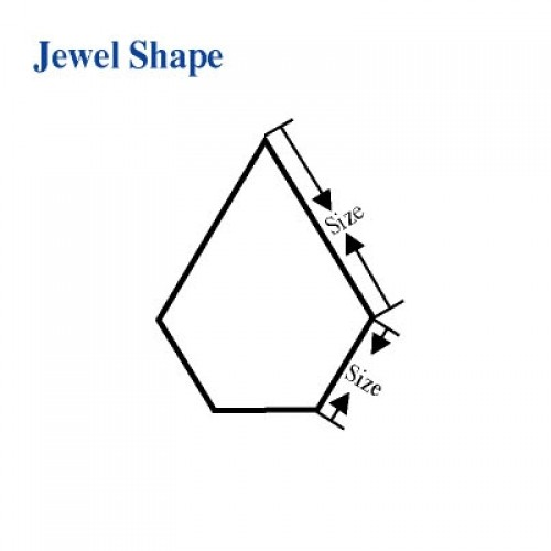 Jewel Shape
