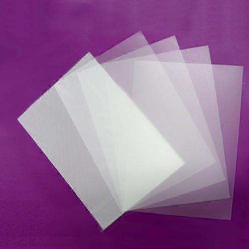 Plastic Template (Plain)