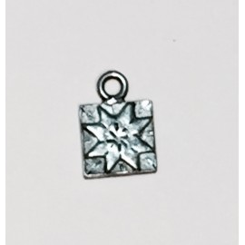 Quilt Block Charm (Small)