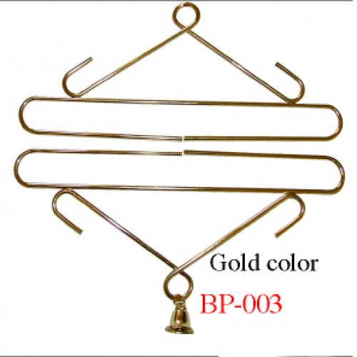"Bell Pull Hardware Set (6"" or 8"")"