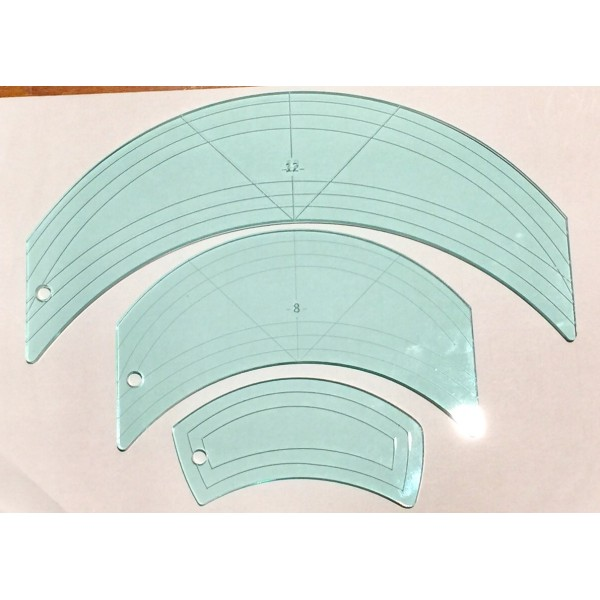 Inside Out Curve Templates