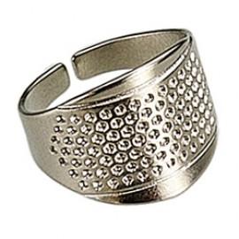 Adjustable Metal Thimble (Ring Type)