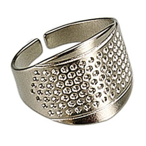 Adjustable Metal Thimble (Ring Type)