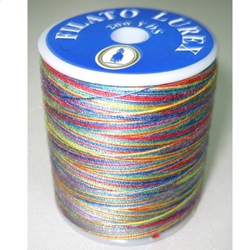 Multicoloured Polyester Thread