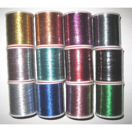 Metallic Thread Pack
