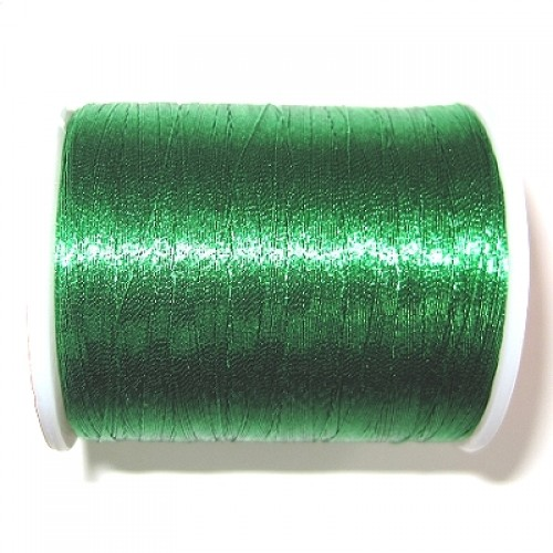 Metallic thread, Green #MTL-GRE