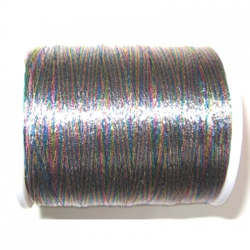 Metallic thread, Rainbow #MTL-RAI