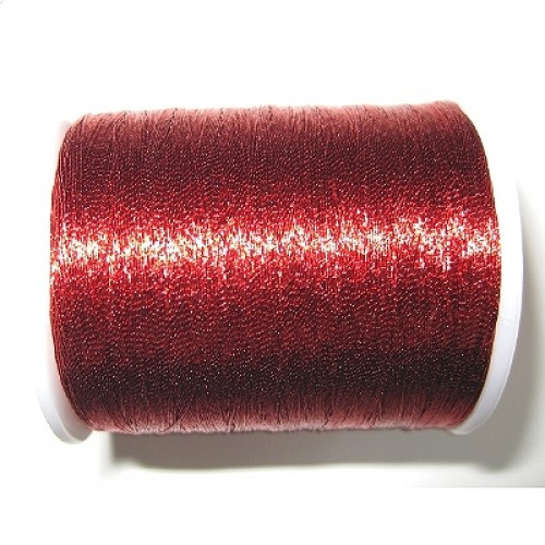 Metallic thread, Red #MTL-RED